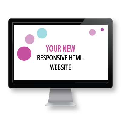 YOUR-NEW-RESPONSIVE-HTML-website-in-a-laptop